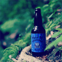 THE Fourth Dimension -blue label-